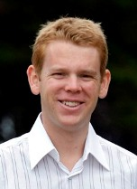 Chris Hipkins Portrait